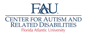 LOGO for Florida Atlantic University Center for Autism and Related Disabilities